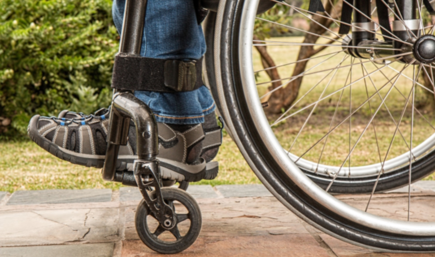People with disabilities experience housing discrimination and few housing units in the U.S. are accessible.